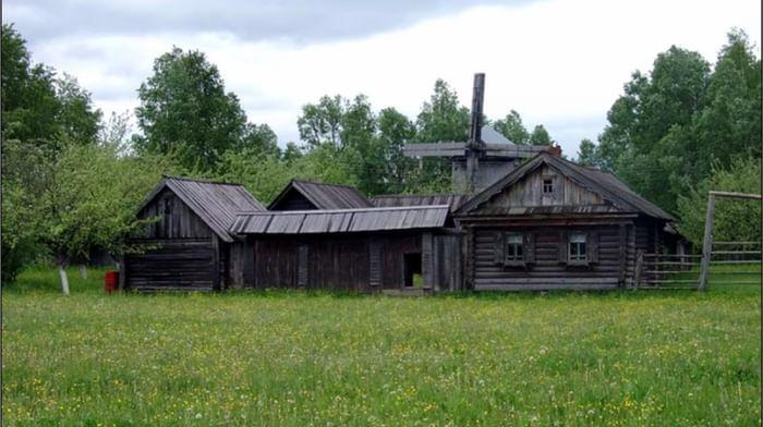 Ибресинский этнографический музей под открытым небом