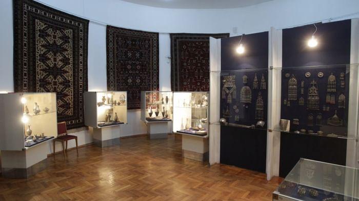 Дагестанский музей изобразительных искусств им. П.С.Гамзатовой