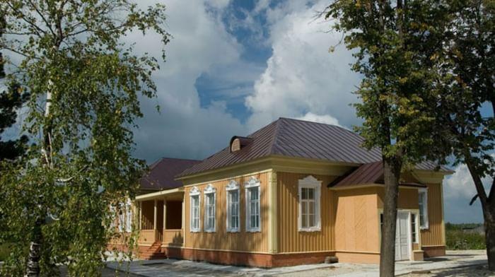 Дом-музей Б.Л.Пастернака