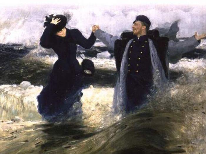 Выставка «Духовная элита России в годы Первой мировой войны»