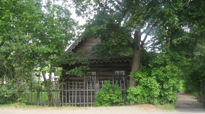 Музей «Домик няни А.С. Пушкина» в деревне Кобрино