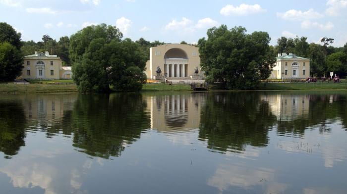 Музей усадьбы Голицыных «Влахернское-Кузьминки»