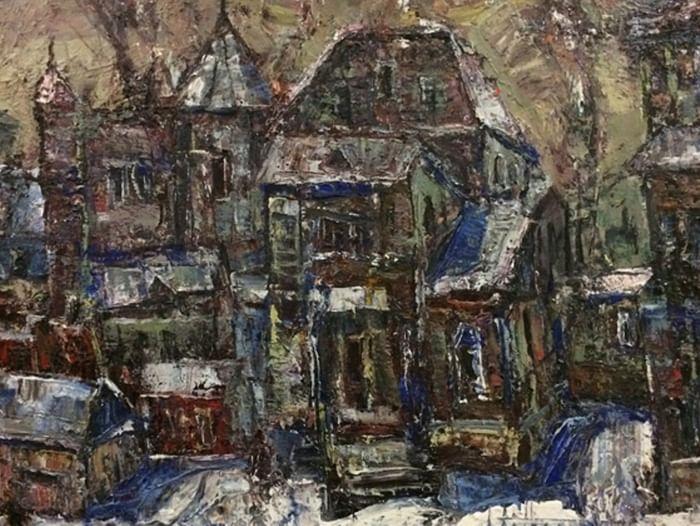 Выставка «Живопись Вячеслава Зотова»
