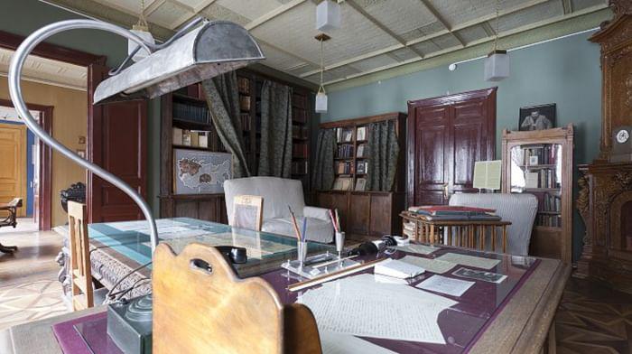 Мемориальная музей-квартира Г.М. Кржижановского