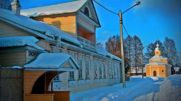 Государственный мемориальный дом-музей Н. А. Римского-Корсакова