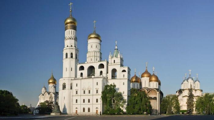 Рекорд давно минувших дней. Самые-самые здания России