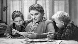 Мамы в отечественных фильмах