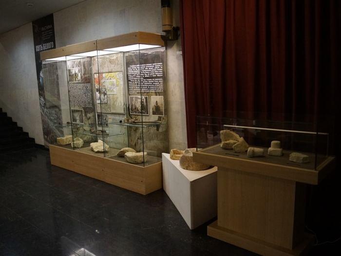 Выставка «Путь белого камня»