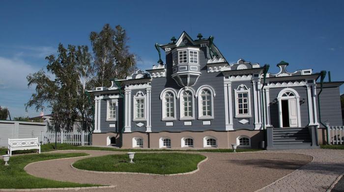 Иркутский областной историко-мемориальный музей декабристов
