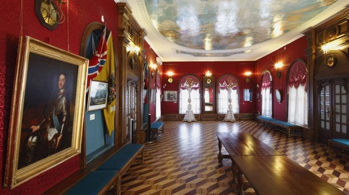 Музей- усадьба «Ботик Петра I»