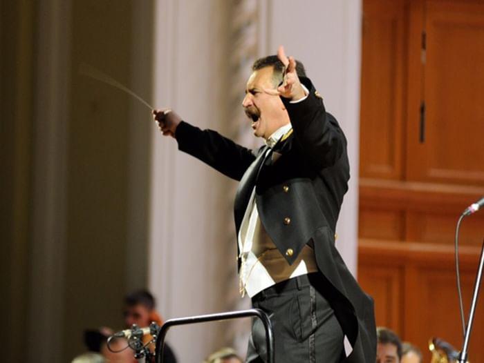 Новогодний Штраус-концерт