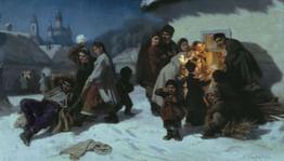 Как Рождество пришло в литературу