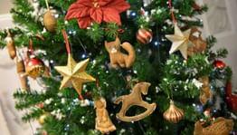 Новогодние праздники в Москве иобласти