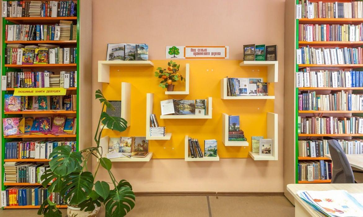 Библиотечного дизайна