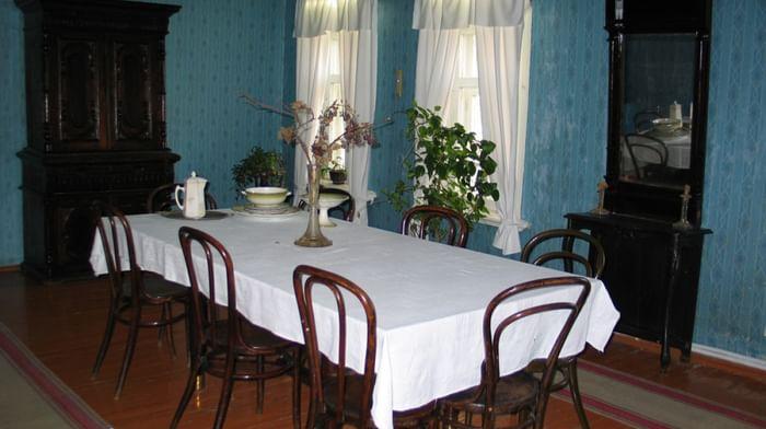 Дом-музей В.И. Ленина в Самаре