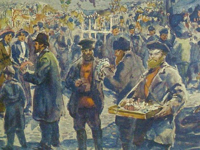 Выставка «Великий русский торг: из истории ярмарок в России»