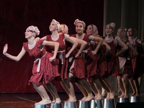 Танцевальный конкурс нижегородская ярмарка