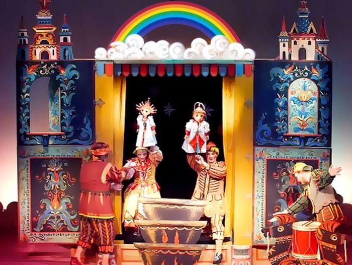 Спектакль «Три толстяка, или Кукла наследника Тутти»