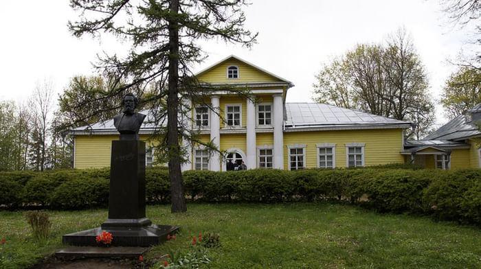 Мемориальный музей-усадьба М. П. Мусоргского