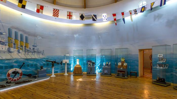 Музей командира крейсера «Варяг» В. Ф. Руднева