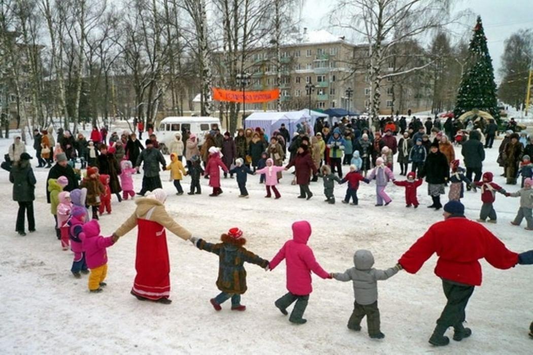 Новый год национальный праздник в россии