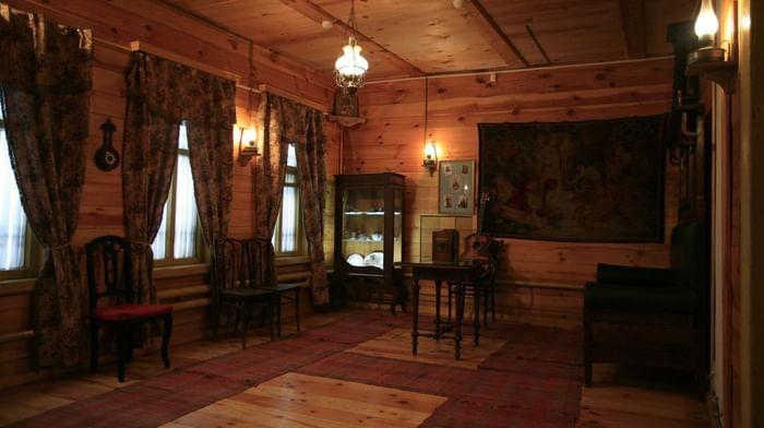 Музей истории русского купечества в пос. Епифань