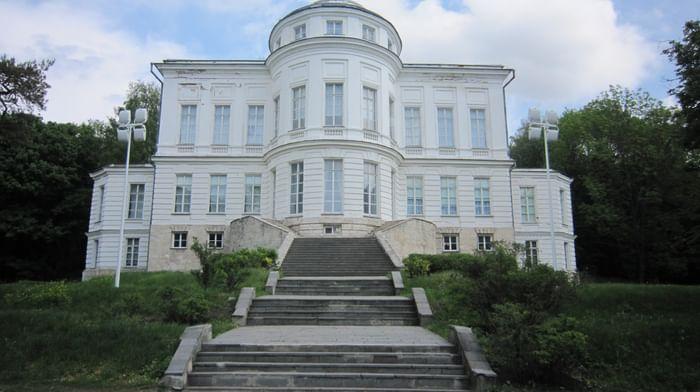 Богородицкий дворец-музей и парк