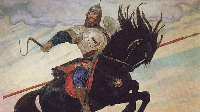 Илья Муромец; Богатырь силы и духа