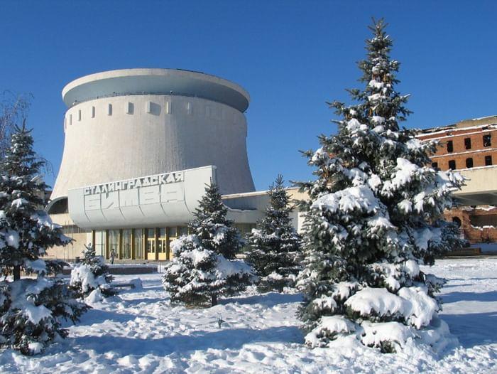 Выставка «В боевом строю: 80 лет музею-заповеднику «Сталинградская битва»