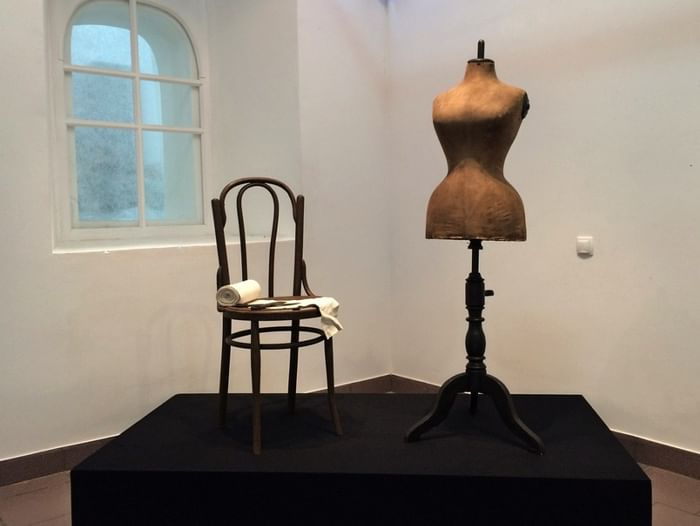 Выставка «Модный показ»