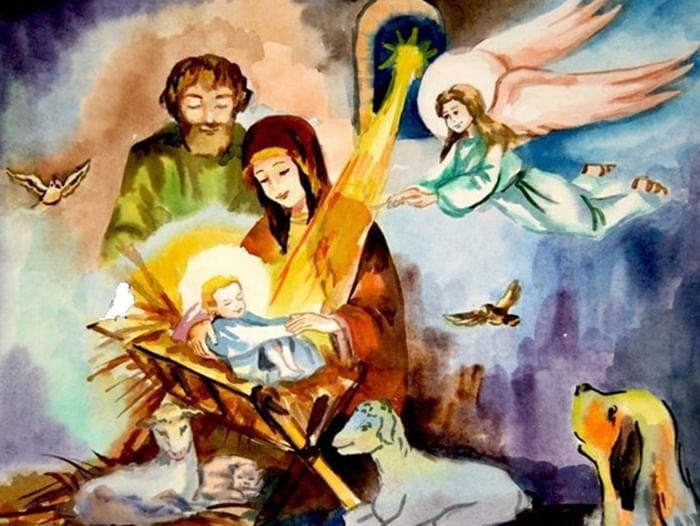 Выставка «Рождество Христово»