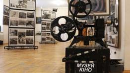 Музей кино справил новоселье на ВДНХ