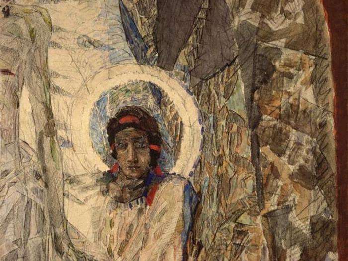Выставка «Графика стен. Эскизы монументальных росписей XIX – начала XX веков»