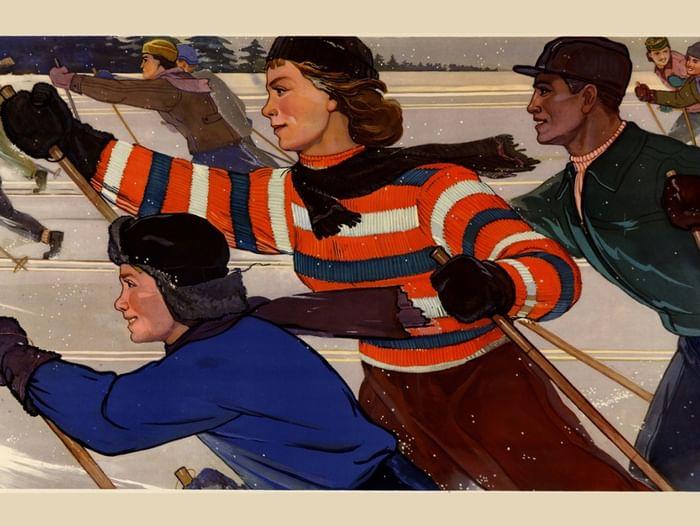 Выставка «Спортивная зима»