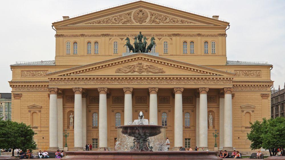 Театральные здания — памятники архитектуры