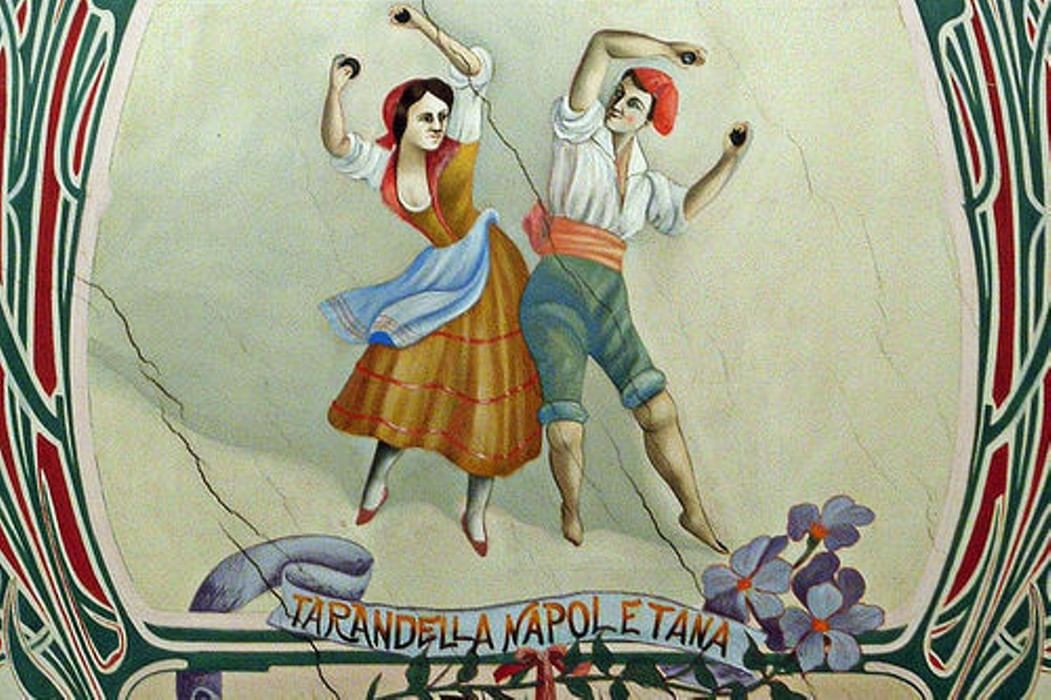tarantella tarantism in italian society essay English examples for tarantism - it is less known than their previous album, tarantism, but is probably their best known work apart from that the music used to treat dancing mania appears to be similar to that used in the case of tarantism though little is known about either.