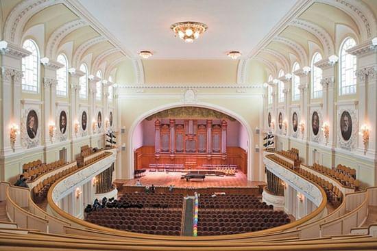Открытие фестиваля «Зимние грезы» пройдет 16января вМосковской консерватории
