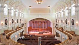 «Зимние грезы» в Московской консерватории