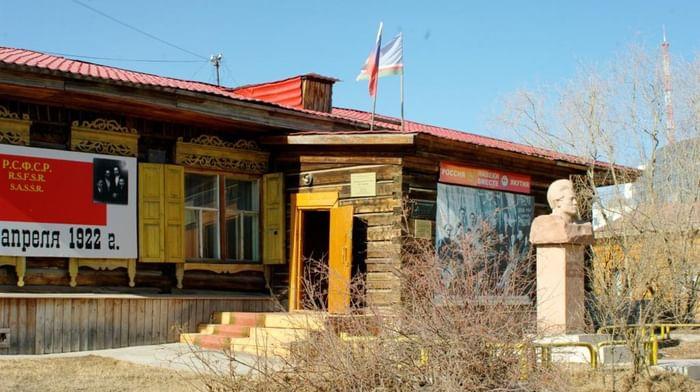 Мемориальный дом-музей М. К. Аммосова