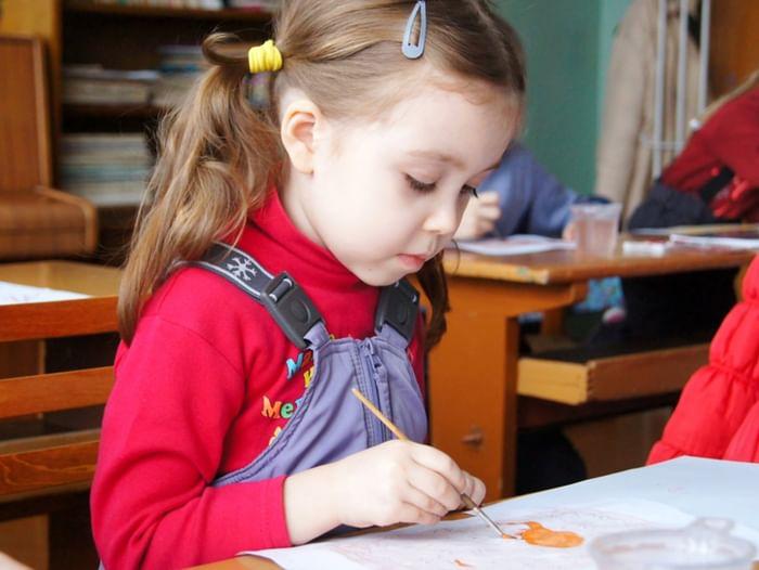 Занятия для детей «А у нас субботняя академия»
