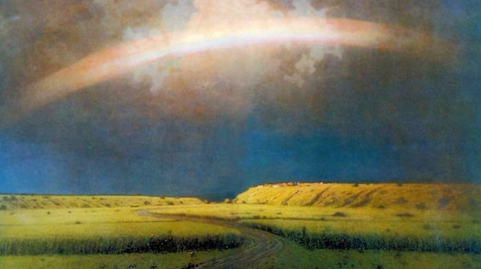 Архип Куинджи: история жизни впяти картинах