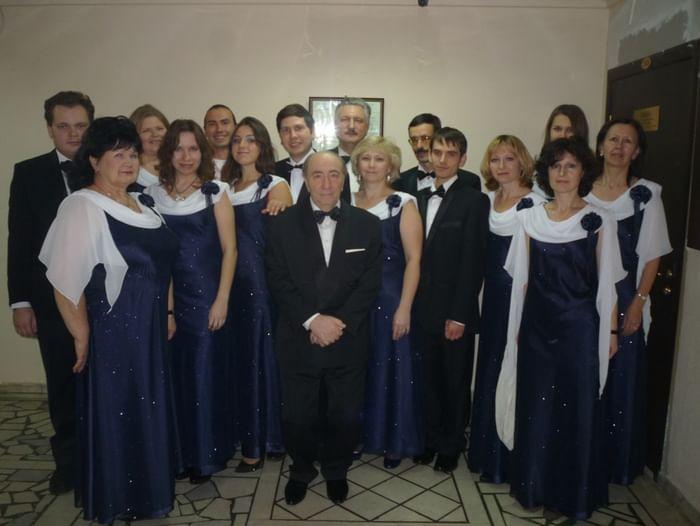 Концерт большого фестивального хора