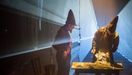 Музей архитектуры имени Щусева представляет спектакль «Между двумя»