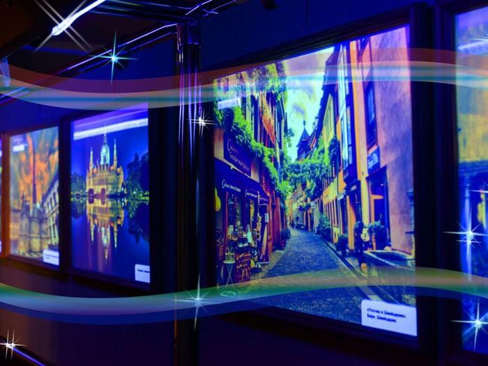 Проект-галерея «Скрытая реальность»