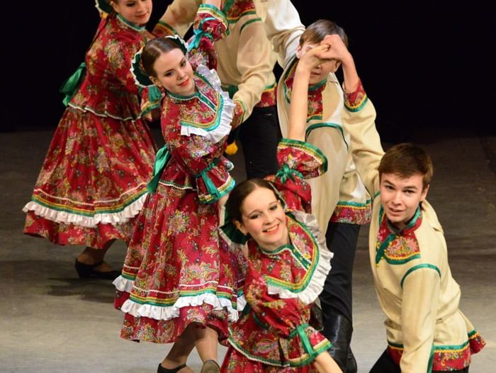 Всероссийский хореографический фестиваль-конкурс «Ярославская весна 2017»