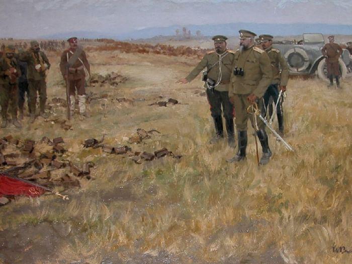 Выставка «Военный альбом. Первая мировая война»