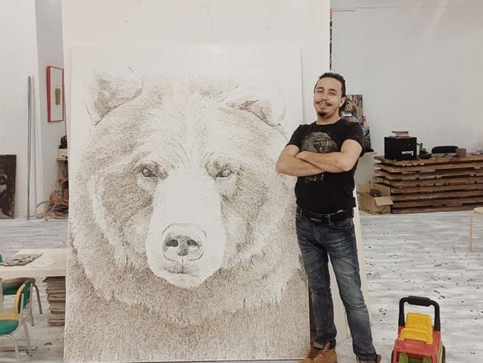 Выставка «Железный зоопарк Славы Зайцева»