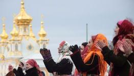 Масленичные гулянья на Cеверо-Западе России