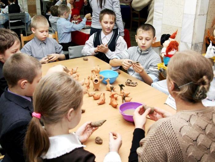 Мастер-класс по изготовлению глиняной игрушки