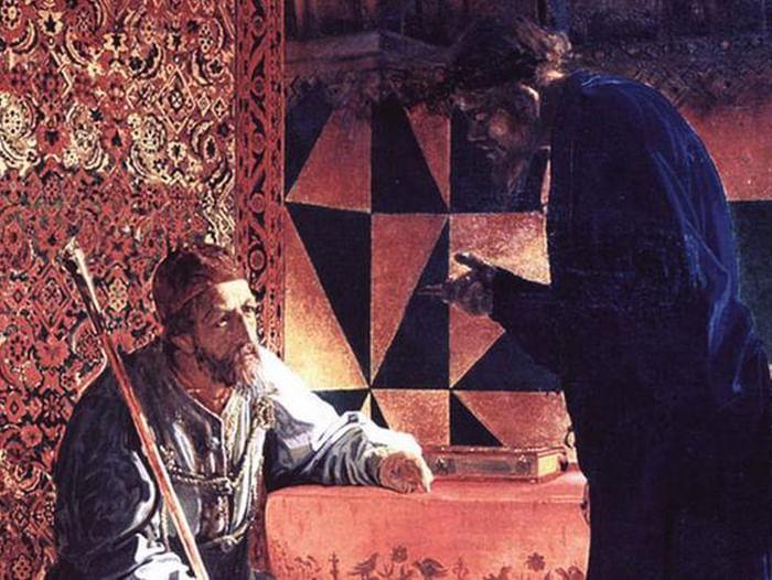 Выставка «Рождение царства. Иван IV Грозный»